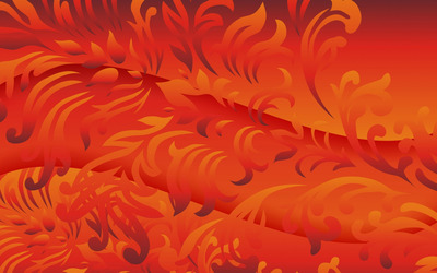 Flames [5] wallpaper