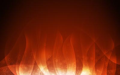 Flames [3] wallpaper