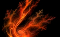 Flames [4] wallpaper 2880x1800 jpg