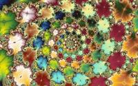 Fractal mosaic wallpaper 1920x1080 jpg