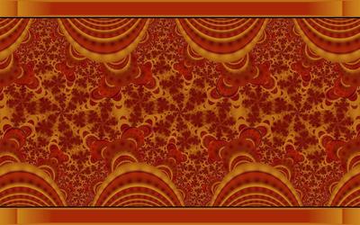 Fractal pattern [2] wallpaper