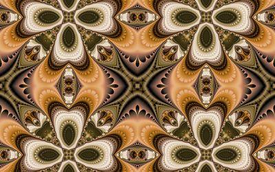 Fractal shapes [3] wallpaper