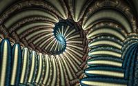 Fractal spirals [6] wallpaper 1920x1200 jpg