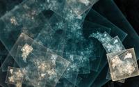 Fractal squares wallpaper 2560x1440 jpg