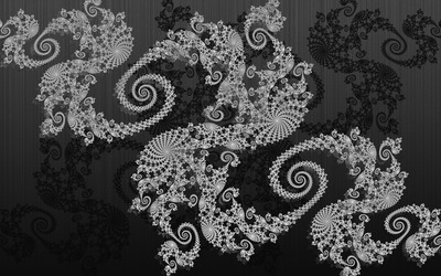 Fractal swirls [4] wallpaper