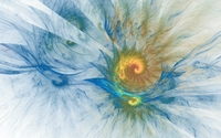 Fractal swirls [3] wallpaper 2560x1600 jpg