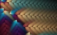 Fractal texture wallpaper 2560x1440 jpg
