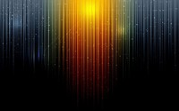 Glowing colorful vertical lines wallpaper 1920x1080 jpg