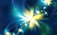 Glowing flower wallpaper 1920x1200 jpg