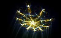 Glowing Fractals wallpaper 1920x1200 jpg