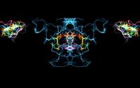 Glowing smoke wallpaper 1920x1200 jpg
