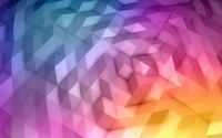 Gradient polygons wallpaper 2880x1800 jpg