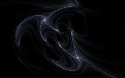 Gray lit curves wallpaper