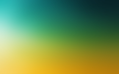 Green and golden blur wallpaper