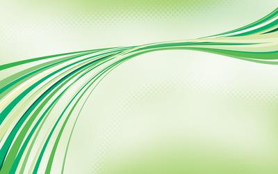 Green curves [3] wallpaper