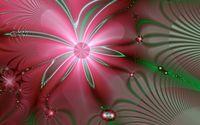 Green fractal leaves wallpaper 1920x1080 jpg