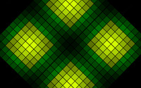 Green rhombuses wallpaper 2880x1800 jpg