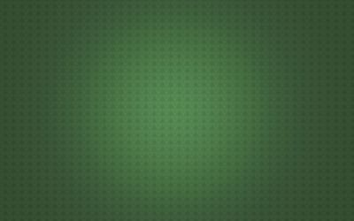 Green triangle pattern wallpaper