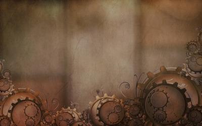 Grunge sprockets wallpaper
