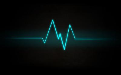 Heartbeat wallpaper