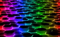 Hexagons [4] wallpaper 2560x1600 jpg