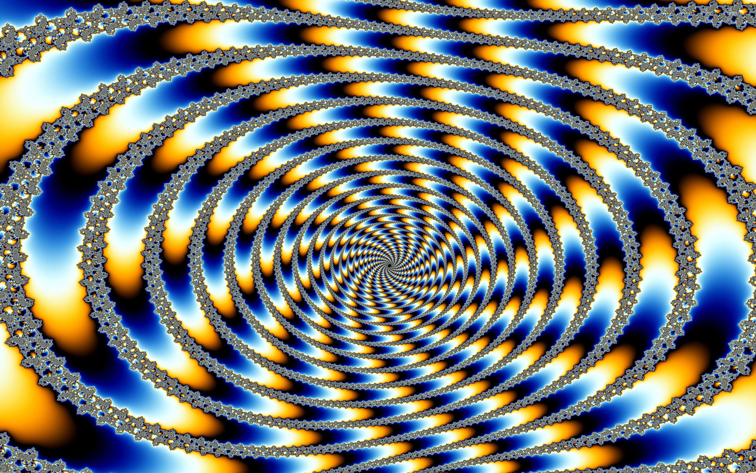 Wallpaper download abyss - Hypnotic Fractal Abyss Wallpaper