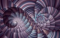 Infinite colorful swirls wallpaper 1920x1080 jpg