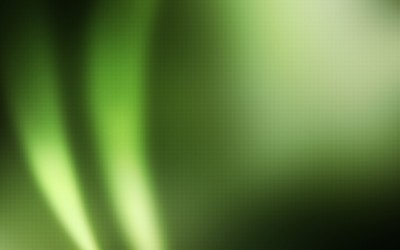 Light flares on green square pattern wallpaper