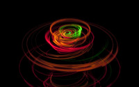 Light rings wallpaper 1920x1200 jpg