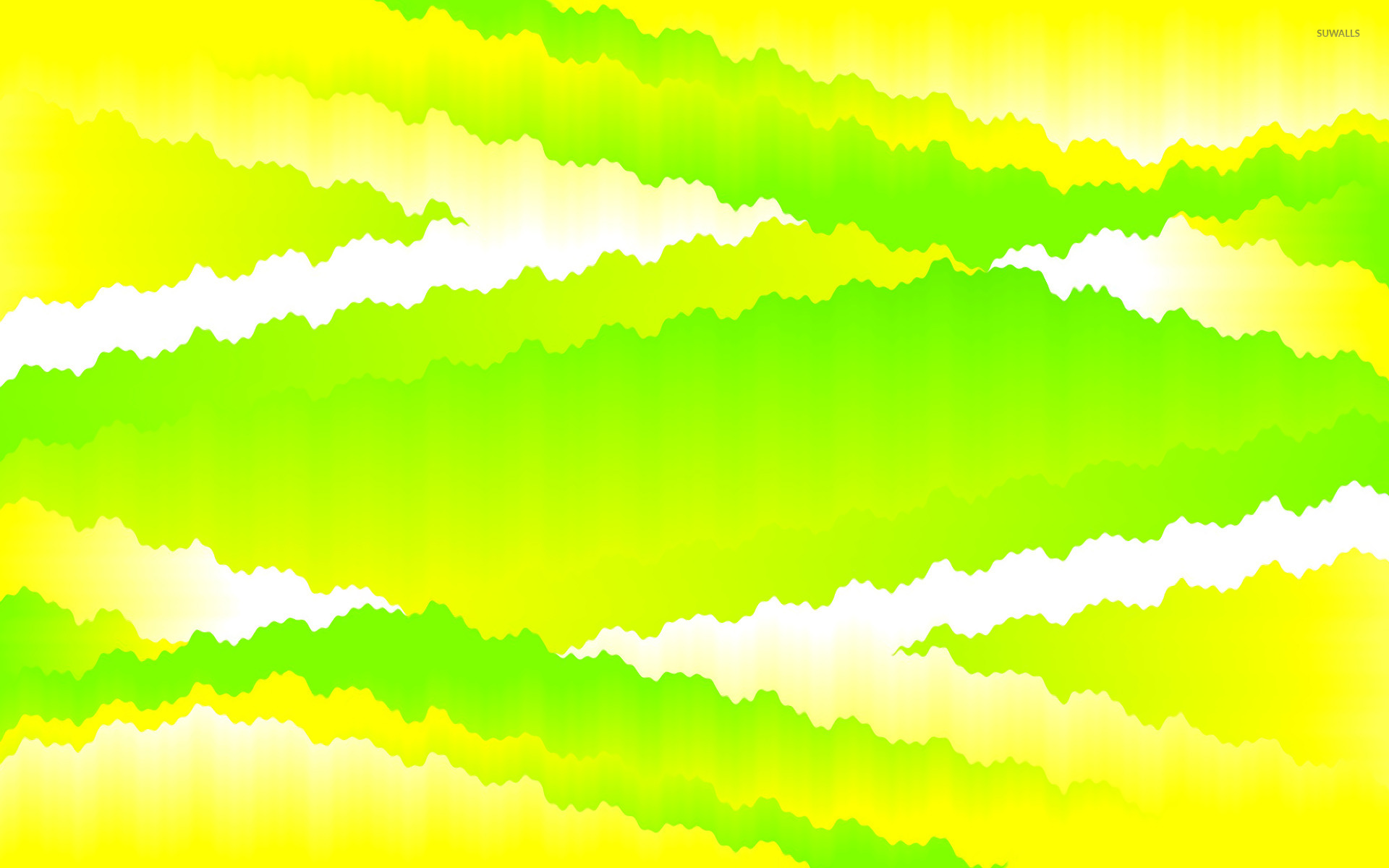 Lime green waves wallpaper abstract wallpapers 20178 for Lime green wallpaper for walls