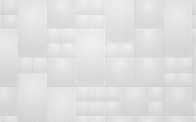 Metallic mesh squares wallpaper