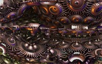 Metallic war gears wallpaper 1920x1200 jpg