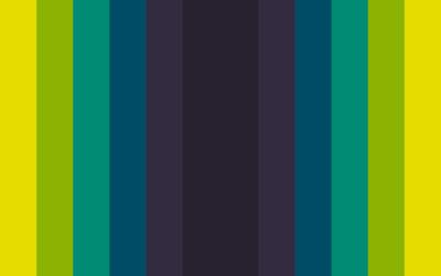 Mixed stripes wallpaper