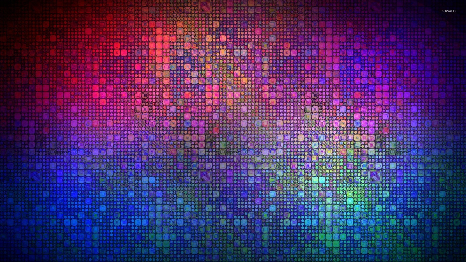 multicolored mosaic wallpaper abstract wallpapers 26924