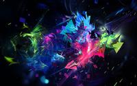 Multicolored shapes wallpaper 1920x1080 jpg