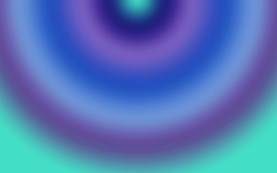 Blue and purple circles wallpaper