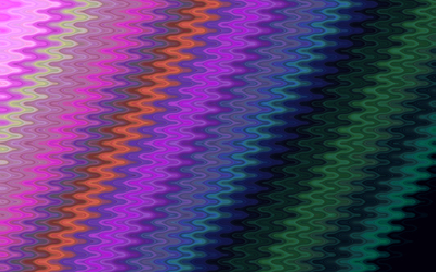 Colorful ripples Wallpaper