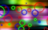 Neon circles [2] wallpaper 1920x1080 jpg
