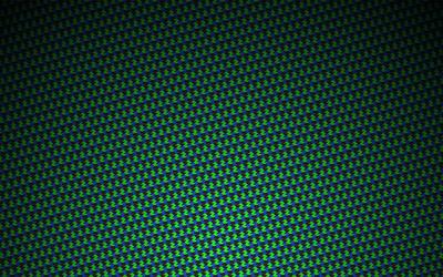 Neon pattern wallpaper