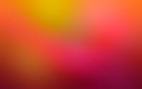 Orange blur wallpaper 1920x1200 jpg