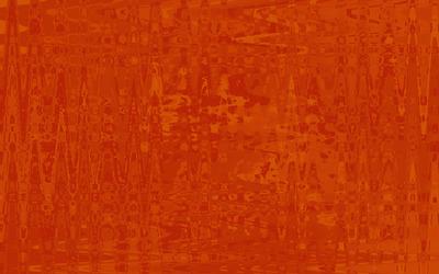 Orange waves [3] wallpaper