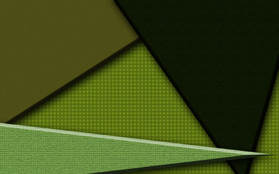 Overlapping textured shapes wallpaper