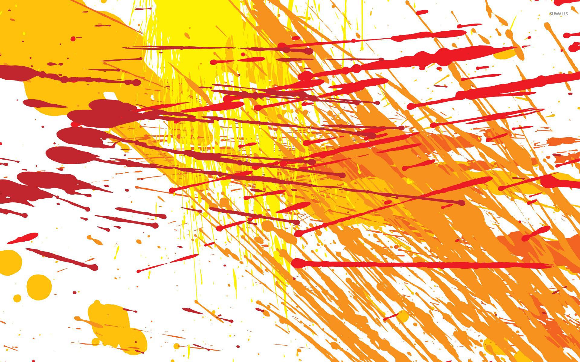 paint splatter wallpaper - abstract wallpapers - #18804