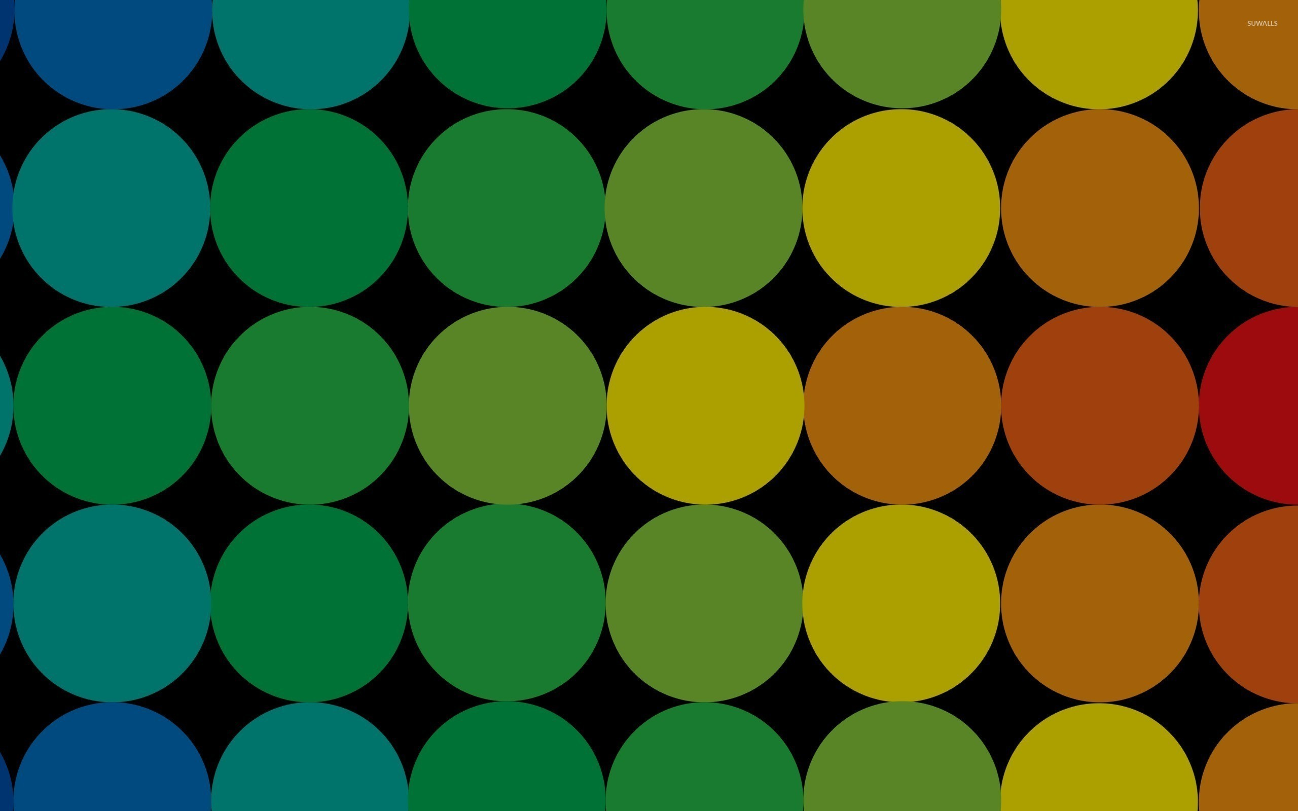 pastel circle pattern wallpaper abstract wallpapers 22477