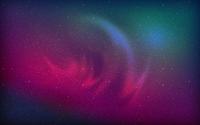Pink blurry nebula in the blue galaxy wallpaper 1920x1200 jpg