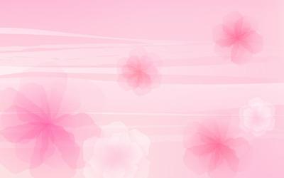 Pink flowers [2] wallpaper