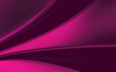 Purple curves [2] wallpaper