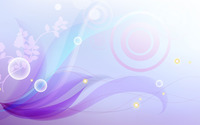 Purple curves and circles wallpaper 1920x1200 jpg