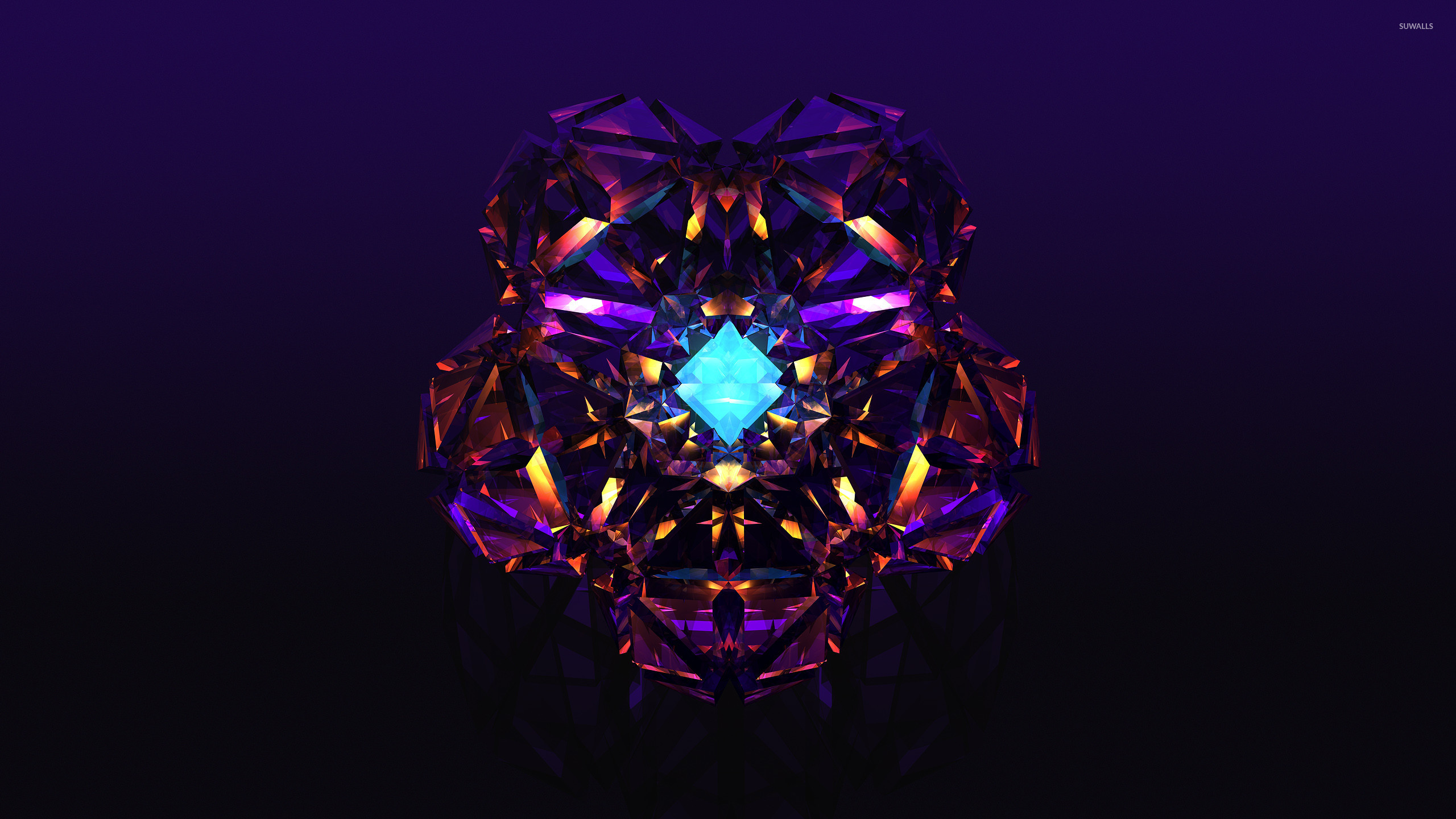 wallpapers abstract wallpaper purple diamond