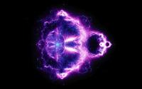 Purple flower [2] wallpaper 2560x1600 jpg